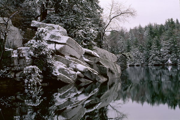 Winter, Lake Minnewaska [83]