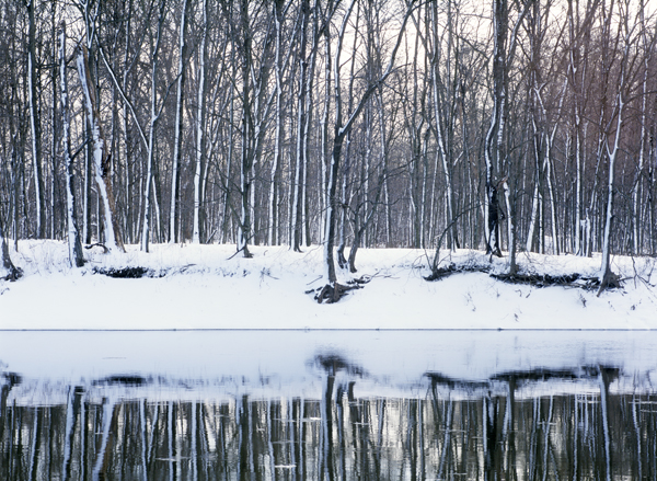 Winter, Along The Wallkill [1164]