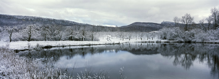 Winter, Orchard Pond [2225]