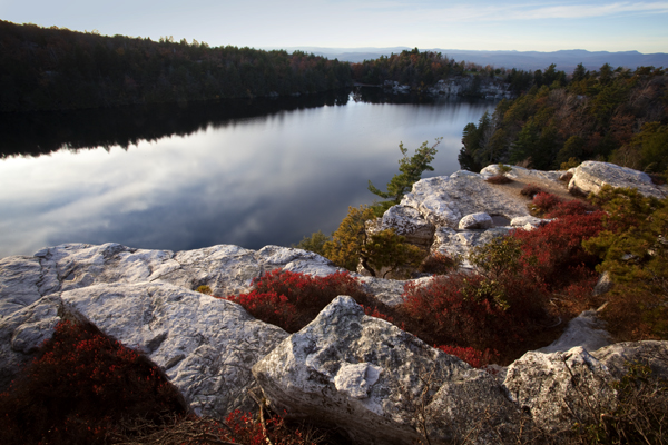 Autumn, Lake Minnewaska [3059]